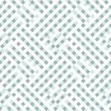 Op art seamless geometric striped pattern Stock Image