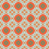 Оp art. Seamless pattern. Illusion of volume Royalty Free Stock Images