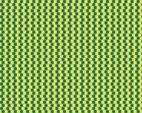 Op Art Thousand Circles Pale Green Yellow Stock Photography