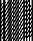 Op Art Vertical Moire Two Royalty Free Stock Images