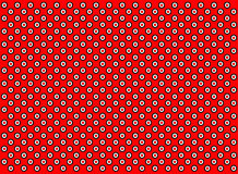Op Art Vibrant Circles Red White Black Red Bkg Royalty Free Stock Photo