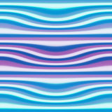Op-art waves Royalty Free Stock Images