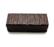 Opłatkowy czekoladowy bar Obrazy Royalty Free