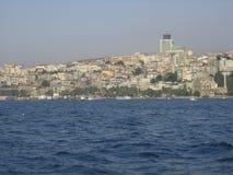 Op Bosphorus Stock Fotografie