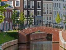 Op Buuren Buiten, Nederländerna Arkivfoto