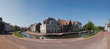 Op Buuren Buiten, Nederländerna Royaltyfria Bilder