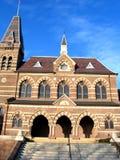 Op-campus Royalty-vrije Stock Fotografie