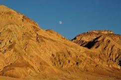 Op de manier aan Zion, Utah stock fotografie