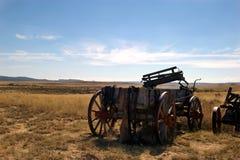 Op de Prairie stock fotografie