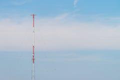 Op de toren in Berlijn Stock Foto's