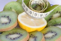 Op dieet Stock Afbeeldingen