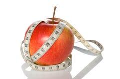 Op een dieet royalty-vrije stock afbeelding