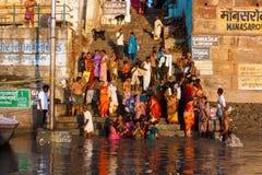 Op ghat stock fotografie