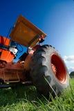 Op het Landbouwbedrijf Royalty-vrije Stock Fotografie
