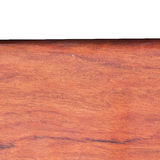 Op hoogste menings houten lijst Royalty-vrije Stock Foto's