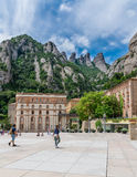 Op Montserrat Royalty-vrije Stock Afbeelding