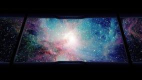 Op Pendel die in Grote Melkweg reizen