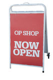 Op Shop Open Stock Photos