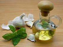Op smaak gebrachte azijn Royalty-vrije Stock Afbeelding