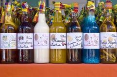 Op smaak gebrachte Rum Stock Afbeelding