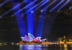 Op Sy ζωηρές 17 δευτερεύουσες ακτίνες ακτίνων Στοκ Εικόνα