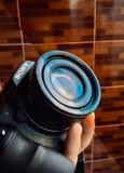 Op voorbereid stock fotografie