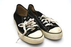 Op z'n gemak schoenen Stock Foto