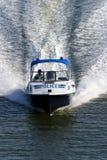Op zee de agent van de veiligheid royalty-vrije stock foto's