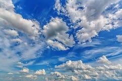 opacifie le blanc de cumulus photo libre de droits