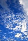 opacifie le ciel Photo stock