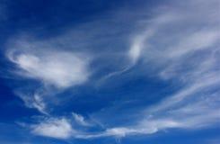 opacifie le ciel Images stock