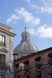opactwa agata kościelna kopuła sant Zdjęcie Stock