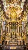 opactwa kościelny melk Paul Peter st Obrazy Stock