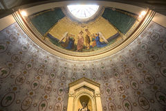 Opactwo świętego Germain en Laye, Francja zdjęcia stock
