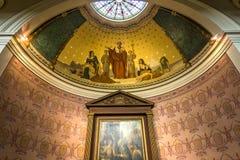 Opactwo świętego Germain en Laye, Francja zdjęcie royalty free