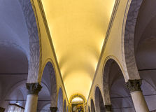 Opactwo Monte Oliveto Maggiore, Tuscany, Włochy Obraz Royalty Free