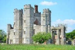 Opactwo ruiny Zdjęcia Royalty Free