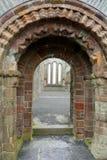 Opactwo ruiny, Ardfert, Irlandia obraz stock