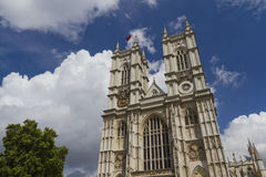 opactwo Westminster Fotografia Royalty Free