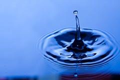 opadowa woda Fotografia Stock