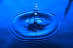 opadowa woda Obrazy Royalty Free