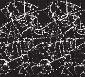opadowy atrament ilustracja wektor