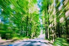 Opakunek prędkość Fotografia Stock