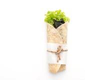 opakunek sałatkowa rolka obrazy stock