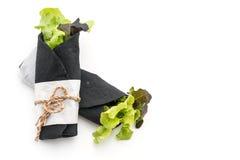 opakunek sałatkowa rolka zdjęcie stock