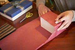 Opakunkowy giftbox obraz stock