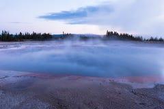 Opal λίμνη Στοκ φωτογραφία με δικαίωμα ελεύθερης χρήσης