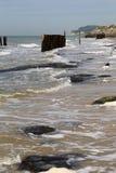 Opal Coast - 2 Royalty Free Stock Photo