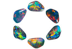 Opal 10 Royalty Free Stock Photos