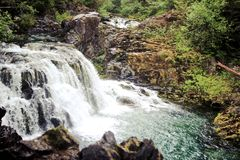 Opal Creek Royalty Free Stock Photography